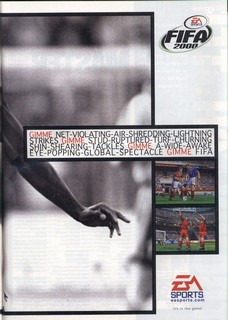 FIFA 2000 Poster