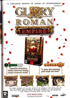 Glory Of The Roman Empire Poster