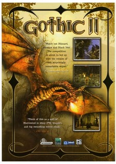 Gothic 2 Poster