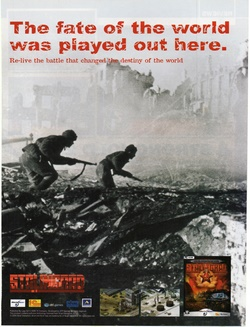 Great Battles of WW2: Stalingrad Poster