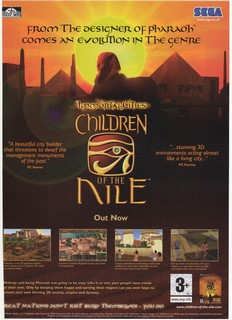 Immortal Cities: Children of the Nile Poster