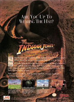 Indiana Jones' Greatest Adventures Poster