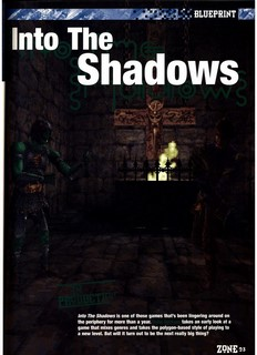 Into the Shadows Poster