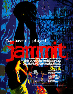 Jammit Poster