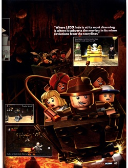 Lego Indiana Jones: The Original Adventures Poster