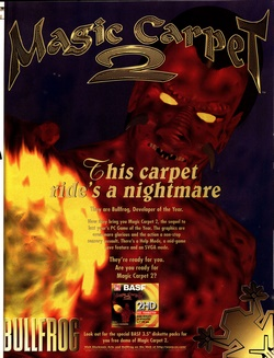 Magic Carpet 2 Poster