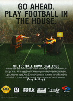 NFL Football Poster