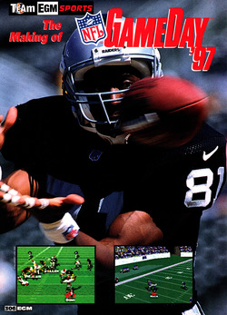 NFL Gameday '97 Poster