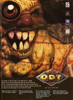 O.D.T. Poster