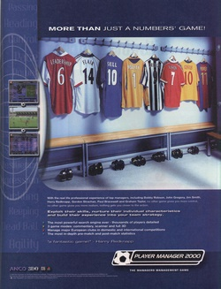 Player Manager 2000 Poster