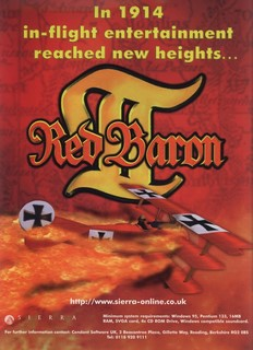 Red Baron 2 Poster