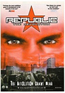 Republic: The Revolution Poster