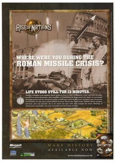 Rise of Nations Poster