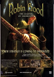 Robin Hood: The Legend of Sherwood Poster