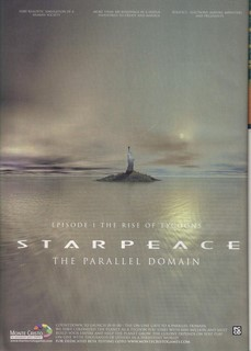 StarPeace Poster