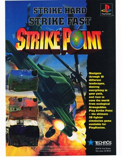 Strike Point Poster