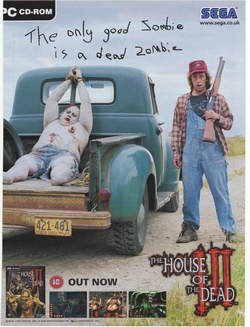 The House of The Dead 3 Poster