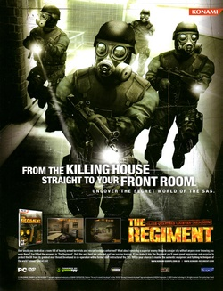 The Regiment Poster