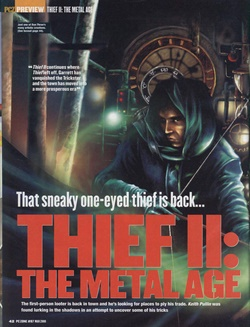 Thief 2 - The Metal Age Poster