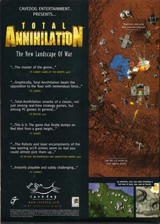Total Annihilation Poster