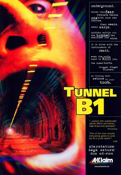 Tunnel B1 Poster