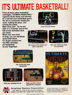 Ultimate Basketball Poster