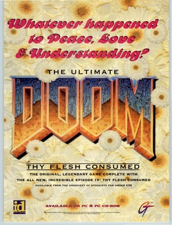 Ultimate Doom Poster