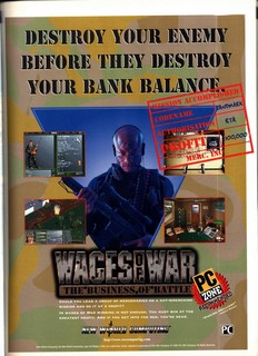 Wages Of War Poster