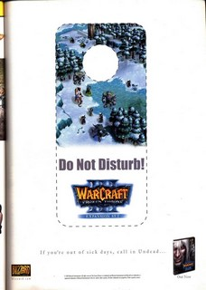 Warcraft 3: The Frozen Throne Poster