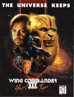 Wing Commander 3 Poster
