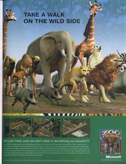 Zoo Tycoon Poster