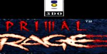 Primal Rage 3DO Screenshot