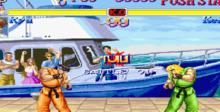 Super Street Fighter 2 Turbo 3DO Screenshot