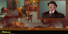 The Lost Files Of Sherlock Holmes 3DO Screenshot