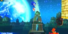 Sonic Generations 3DS Screenshot