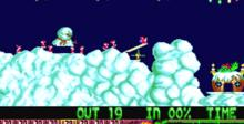 Lemmings Amiga Screenshot