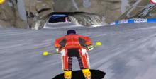 Alpine Racer Arcade Screenshot