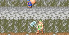 Golden Axe Arcade Screenshot