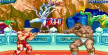 Super Street Fighter 2 Turbo Arcade Screenshot