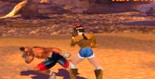 Tekken 2 Arcade Screenshot