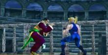 Virtua Fighter 4 Evolution Arcade Screenshot