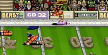 Brutal Sports Football Atari Jaguar Screenshot