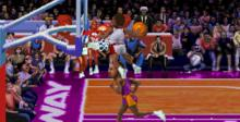 NBA Jam Tournament Edition Atari Jaguar Screenshot