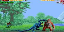 Primal Rage Atari Jaguar Screenshot