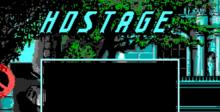 Hostage DOS Screenshot