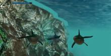 Ecco The Dolphin Dreamcast Screenshot