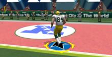 NFL 2k1 Dreamcast Screenshot
