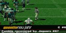 NFL Quarterback Club 2000 Dreamcast Screenshot