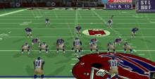 NFL Quarterback Club 2001 Dreamcast Screenshot