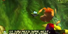 Rayman 2 The Great Escape Dreamcast Screenshot